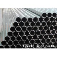 Buy cheap 12mm stainless steel tube 316L Round Welded Stainless Steel Tube / Automatic Tubing 180 Grit Polished product