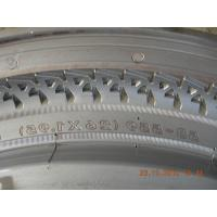 Buy cheap 26 X 1.95 Precise Mold Steel Mould For Bicycle Tyre CNC Lathe Cutting product