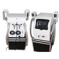 Buy cheap Portable 2 Cryo Handle Liposuction Laser Machine For Cryolipolysis Slimming product