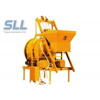 Buy cheap Mini Mobile Batching Plant , Mobile Concrete Mixer Machine With Bucket Lifting product