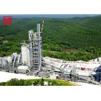 Buy cheap Professional Complete Cement Production Plant Line 300 Tpd High Efficiency product