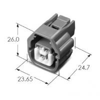 Buy cheap DC 500V Cable Wire Connector , Electrical Pin Connector MG641362 MG651359 product