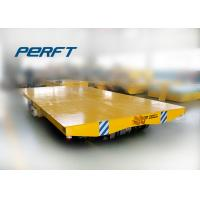 Buy cheap motorized heavy load  transfer trolley on track for warehouse handling product
