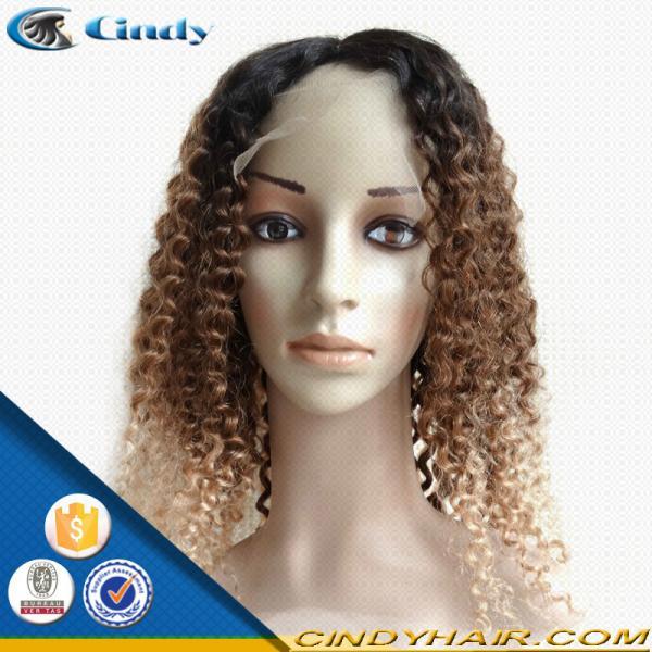 High Quality Cheap Human Hair Blonde Glueless Silk Top