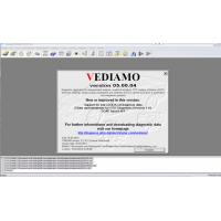 Buy cheap Newest Vediamo 5.0.4 version factory developer software hdd for MB star SD4 SDconnect c4 product