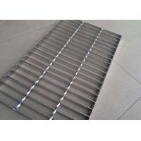 Buy cheap ISO9001 Approval Drain Metal Cover , Various Type Metal Drain Grates Driveway product