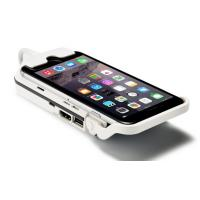 I60 projector lamp led mini pocket projector for iphone 5 for Iphone 5 projector
