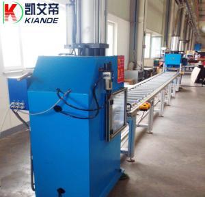 Buy cheap máquina Gas-hidráulica de la prensa/dobladora de perforación de la barra de la dobladora/del cobre de la barra de distribución product