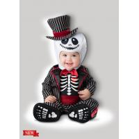 Buy cheap Lil' Skeleton Infant Baby Costumes for Halloween Christmas Party Carnival Fancy Dress product