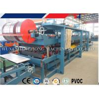 Buy cheap Continuous PU Sandwich Panel Making Machine Roll Form Equipment product