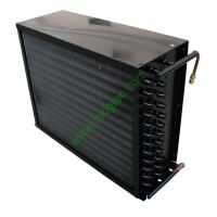 Buy cheap China export good quality dehumidifer copper tube aluminum fin condenser HP-805 product