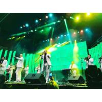 Buy cheap Good Visual Effect  Stage Backdrop P3.9 Outdoor Rental Led  Screen Waterproof from wholesalers
