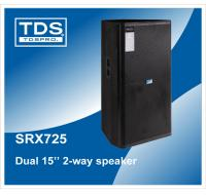 China Pro Audio,Pro Audio Pa Speaker, Stage Speakers, Sound Box, Power Horn Speaker, Outdoor Speaker, Audio Equipment  SRX725 on sale