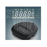 Buy cheap Vehicle Speed Windshield Hud Projector , Audi Car Truck Hud Windshield Display product