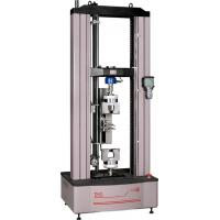Buy cheap Low Noise Electroic Tensile Strength Testing Machine Pull Test Equipment 50KN product