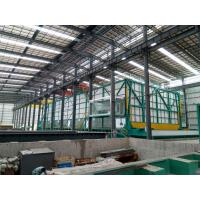 Buy cheap Economical Hot Dip Galvanizing Coating Production Line With Steel Substrate from wholesalers