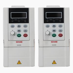 Buy cheap Commandes micro de moteur à courant alternatif de contrôle de la série V/F de la série GK500 product