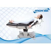 Buy cheap Electric General Surgical Operating Tables Available For C-arm product