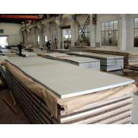 Buy cheap ASTM 904L 304 316 410 Stainless steel hot rolled plate sheets 16mm N0.1 finish product