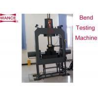 Buy cheap High Efficiency Metal Testing Machine , Bending Test Apparatus 1/500000Force Resolution product