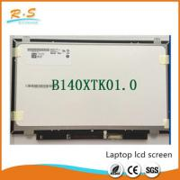 """Buy cheap AUO B140XTK01.0 14"""" IPS Laptop LCD Screen For Dell Laptop Spare Parts product"""