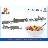 Buy cheap High quality energy saving Corn Flakes Processing Line long performance from wholesalers