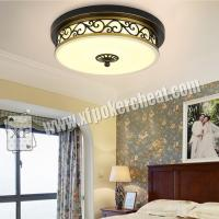 Quality Glass Material Modern Ceiling Light Hidden Camera For Long Distance Infrared for sale