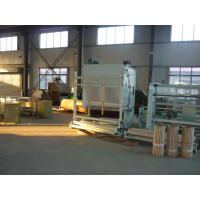 China Chemical Bonded Non Woven Production Line Comforter Production Line on sale
