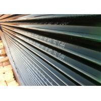 Buy cheap Anti Rust Oil Carbon Steel Tubing With Plastic Seamless Steel Pipes / Riser Pipe product