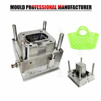 Buy cheap Products manufacturer plastic injection moulding steel mold basket injection mold product