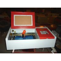 China Desktop Laser Engraver Co2 Laser Engraving And Cutting Machine For Carving Chapter And Artistic Works on sale