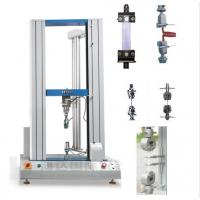 Buy cheap Single Phase Celtron Load Cell Tensile Test Equipment Fabric Tensile Test Use from wholesalers