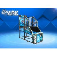 Buy cheap Coin Operated Arcade Sports Game Machine Of Throwing Basketball product