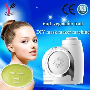 Автоматически 6 в 1 многофункциональной естественной Вегетабле машине маски плода коллагена ДИИ