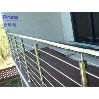 Buy cheap Stainless Steel Railing/Steel Railing/ Stainless Steel Handrails product
