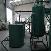 China ZSA-3 motor oil re-refining equipment on sale