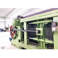 Buy cheap Spiral Coil Twisted Gabion Wire Mesh Machine with Siemens PLC Control System product