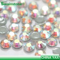 Buy cheap Wholesale Hot Fix Rhinestone for Decoration With Crystal AB product