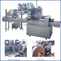 China Hot Sale DZP-250s Automatic Multifunction Flow Packing Machine For Medicine on sale