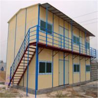 Buy cheap Light Steel Structure Modern Prefabricated Mobile House light  light steel structure house product