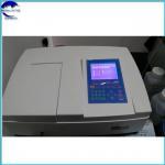 Buy cheap Spectrophotomètre de la poutre UV/VIS du doute UV-8000 pour l'agriculture chimique inorganique organique de santé de médecine de nourriture des sciences de la vie product