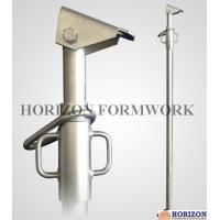 Buy cheap Telescoping Push and Pull Props for Supporing Wall Formwork and Prefab Elements from wholesalers