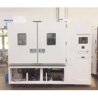 Buy cheap Stainless Steel High And Low Temperature Test Chamber Two Sides Door Open For Oil Electronic Pump product