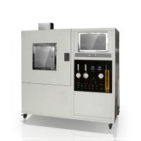 Buy cheap Solid Material Hot Tensile Testing Machine , 50HZ White Smoke Density Meter from wholesalers