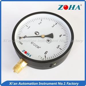 150mm Bottom Mounting General pressure gauge type pressure gauge