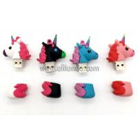Buy cheap Promotional horse animal shape USB flash driver custom with 8g 16g 32g available product