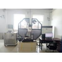 Buy cheap Automatic Cooling And Feeding Charpy Impact Test Machine ASTM E23 Angle 150° product