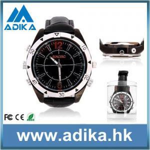 Buy cheap 4GB 720P Waterproof Watch Camera ADK-W128 product