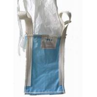 Dangerous chemical powder 500kg anti static bulk bags CROHMIQ blue