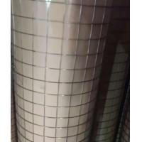 Buy cheap Anti - Corrosion Welded Wire Mesh Panels Zinc Coating For Interior Plaster Work product